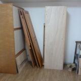 大きな家具も簡単に買える時代。だけど捨てるのは大変!