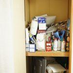 「とりあえず物を押し込む場所」を片付け。出てきた不用品の数々を処分してスッキリ!