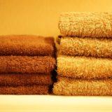 デイリータオルとホテルスタイルタオルの使い分け。
