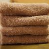 タオルの買い替え。同じ色の小さなタオルでスッキリ揃えます♪